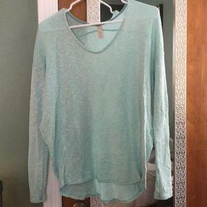 Small Mint Green Sweater